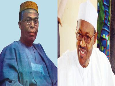 Buhari and Awo