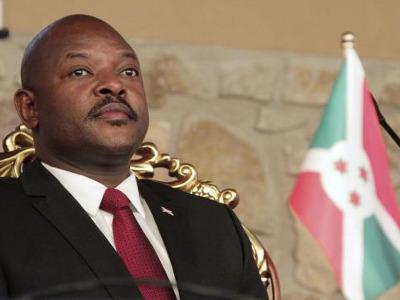 President of Burundi Pierre Nkurunziza. Image source defenceweb