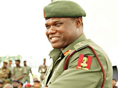 Chief of Army Staff, Kenneth Minimah