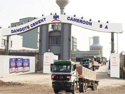 Dangote's cement plant in Mugher, Ethiopia. PHOTO: ethioinfodesk