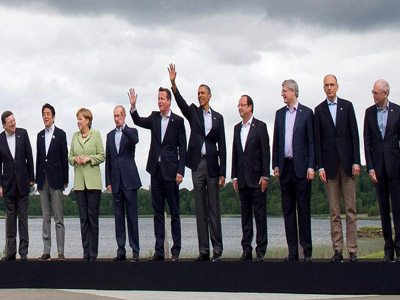 G-7 nations