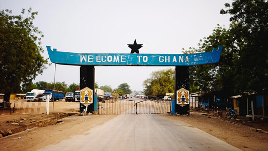 Ghana. Photo: letstravelsomewhere