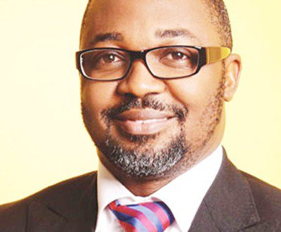 Managing Director of MultiChoice Nigeria, John Ugbe