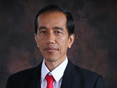 Indonesian president, Joko Widodo