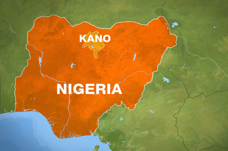 Kano-state, Nigeria. iamge source informafrica