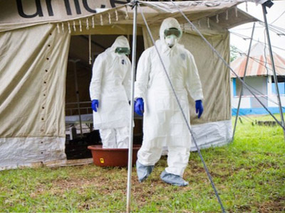 Ebola Medical Officials