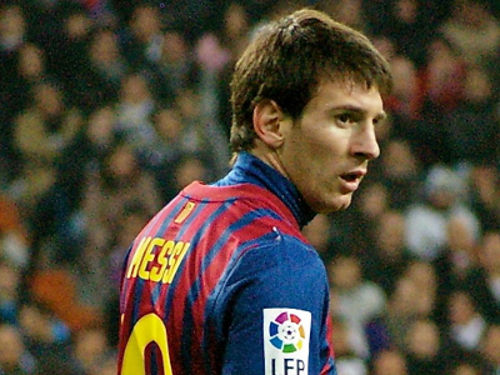 Football: I tried to forget last year's troubles - Messi