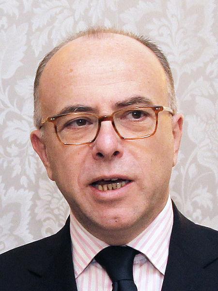 Minister Bernard Cazeneuve
