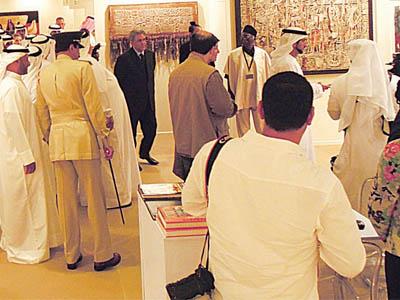 Mydrim share Art Dubai