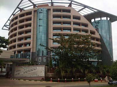 NCC head office, Abuja