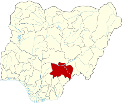 Nigeria_Benue_State_map- image source cometonigeria