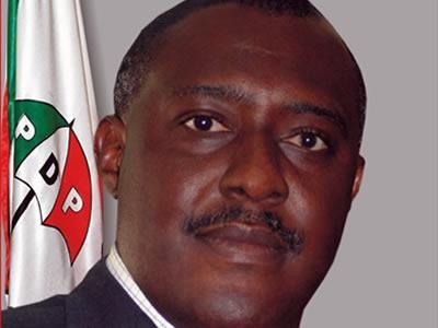 Olisa Metuh, National Publicity Secretary of the People's Democratic Party.