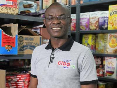 CEO, Gloo.ng, Dr. Olumide Olusanya