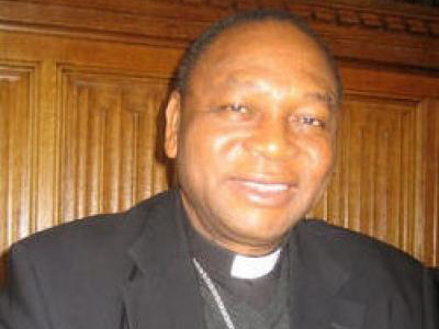 Catholic Archbishop of Benin Diocese, Most Rev. Augustine Akubeze