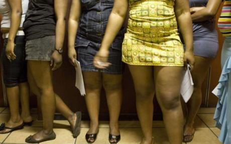 Sex-workers gombe
