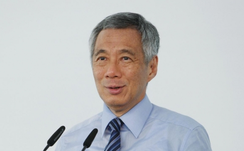 Singapore's Prime Minister Lee Hsien Loong. Photo: Reuters