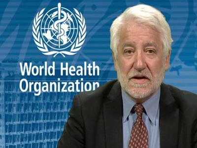 WHO spokesman, Gregory Hartl