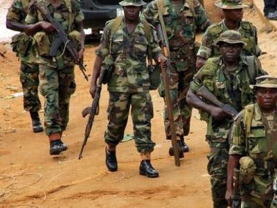 army raids