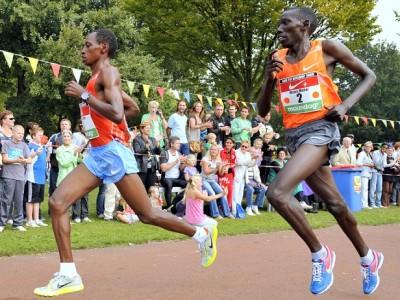 Kenyan athlete. image source thesportseagle
