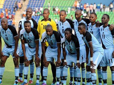 botswana's football team