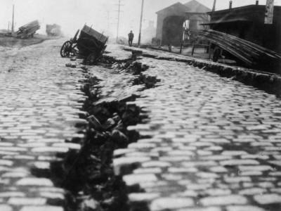 Earthquake- image source calebwilde