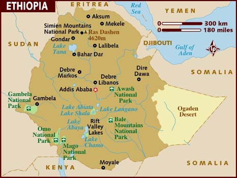 an introduction to the history of eritrea a former colony of the country of ethiopia