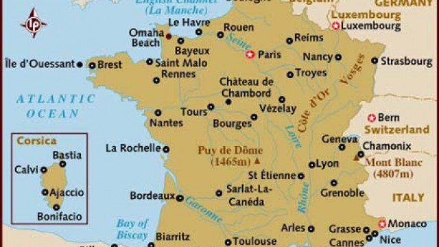 Map Of France For Children.French Far Right Mayor Slammed For Counting Muslim Children The