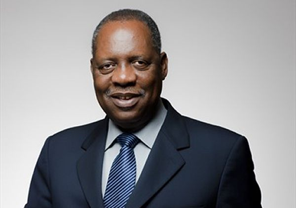 CAF President, Issa Hayatou