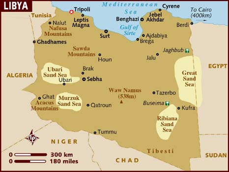 Warnings on libya government move to divert oil revenues news libya map publicscrutiny Gallery