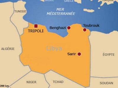 Coast of Libya. eni.news24online