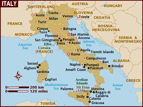 Libya To Italy Map.Italy Hosts Libya Unity Talks The Guardian Nigeria Newspaper