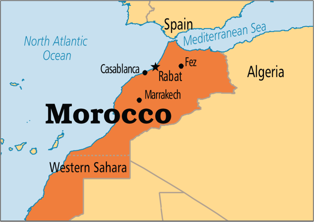 Morocco to repatriate nationals with refugee status on groundless ...