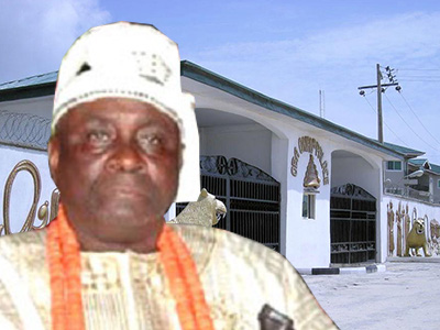 oba of Lagos Akiolu
