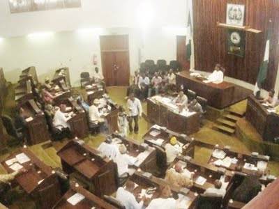 Ogun State House of Assembly- image source ogtv