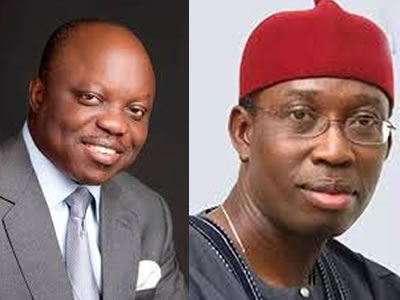 Okowa and Uduaghan