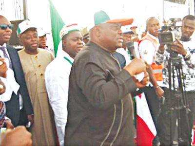 A PDP gathering