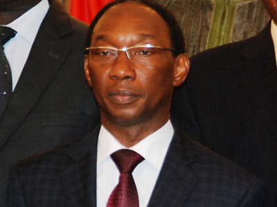security minister Auguste Denise Barry