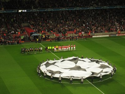 UEFA champions league- image source withfriendship