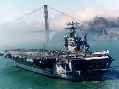 Warship- image source treehugger