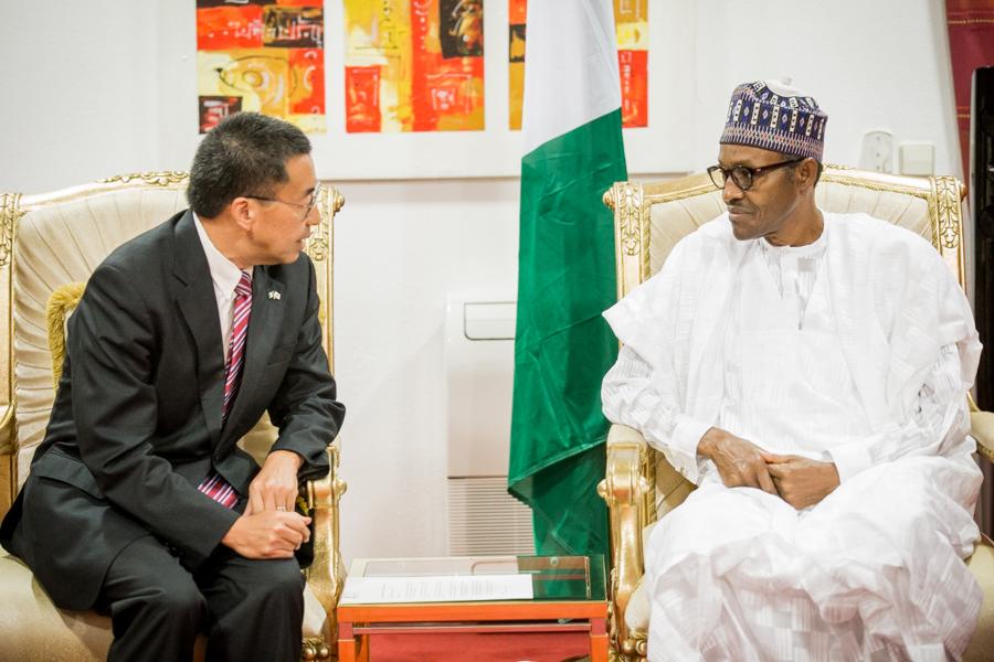 Janpan Ambassador to Nigeria, MR. MASAYA OTSUKA