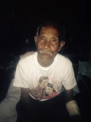 101 year old man