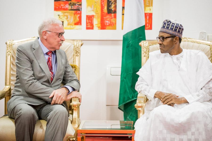 Denmark Ambassador to Nigeria