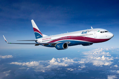 Arik Air. Photo: businessnews