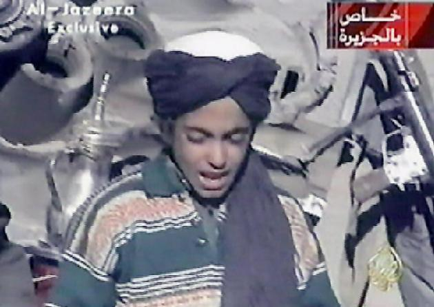 Bin Laden was grooming son as heir to jihadist empire