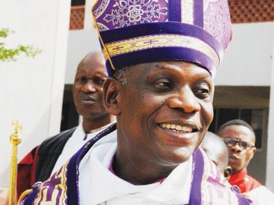 Bishop Idowu Fearon