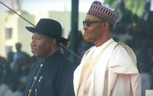 Jonathan out, Buhari in