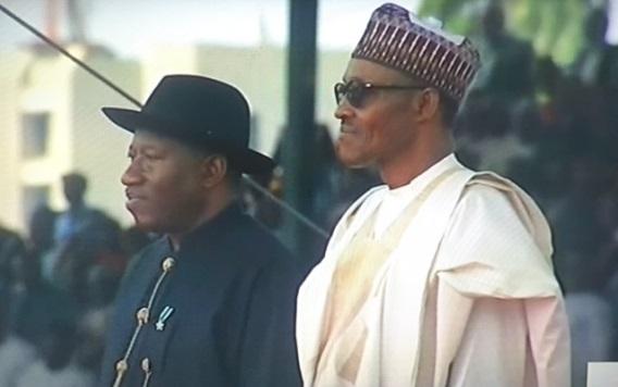 Jonathan out, Buhari in