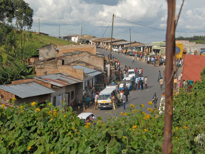 Gitega, Burundi.Photo; wikimedia