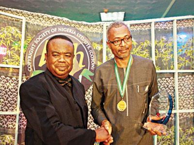 Chief Tony Okoroji and Mr. Emeka Mba