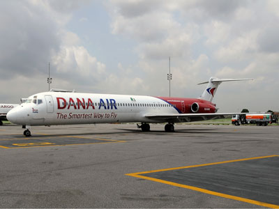 Dana Air. Photo: wikimedia